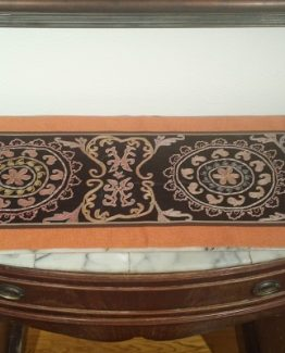 Kyrgyz Saima Table Runner 57x18