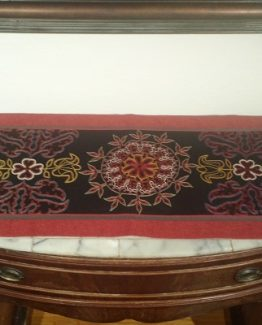 Kyrgyz Saima Table Runner 64x18