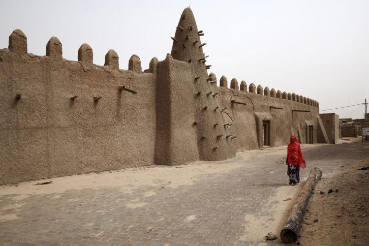 Treasures of Timbuktu